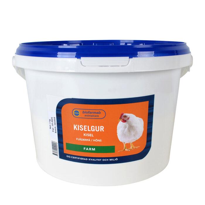 Biofarma AB Kiselgur 1 kg